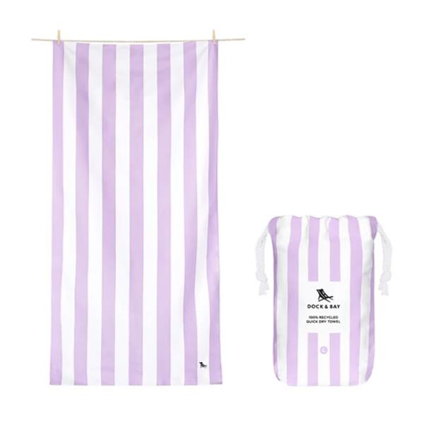 Dock and Bay Cabana Towel ipanema orange