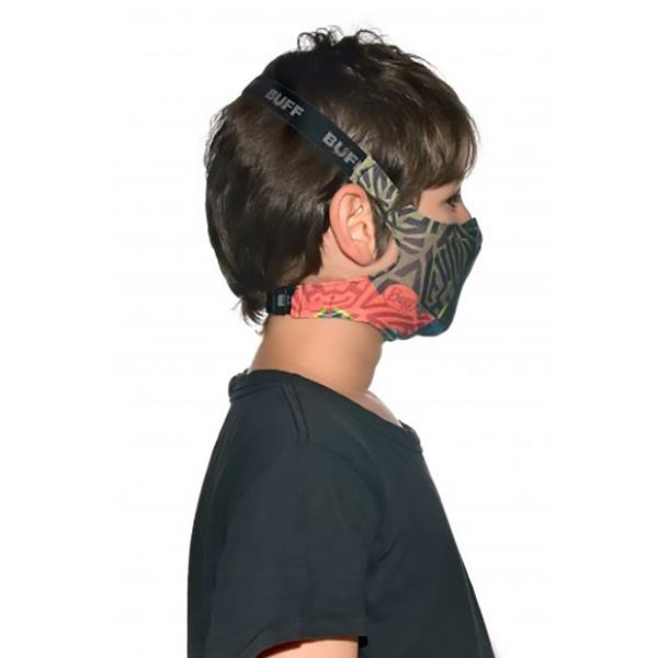 Buff mask kids straps