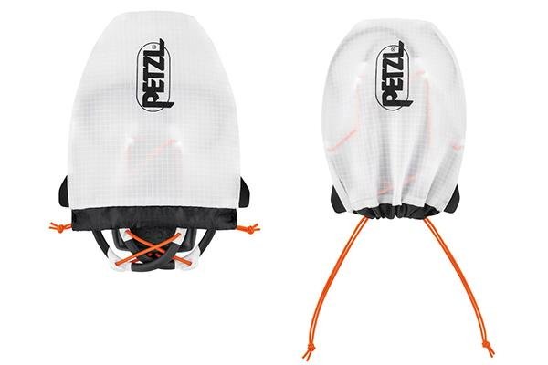 Petzl IKO CORE headlamp diffuser bag
