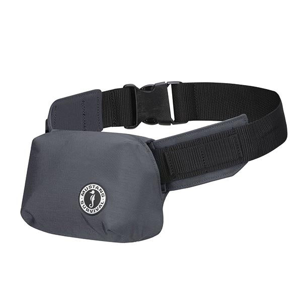 Mustang Minimalist Manual Inflatable belt pack grey