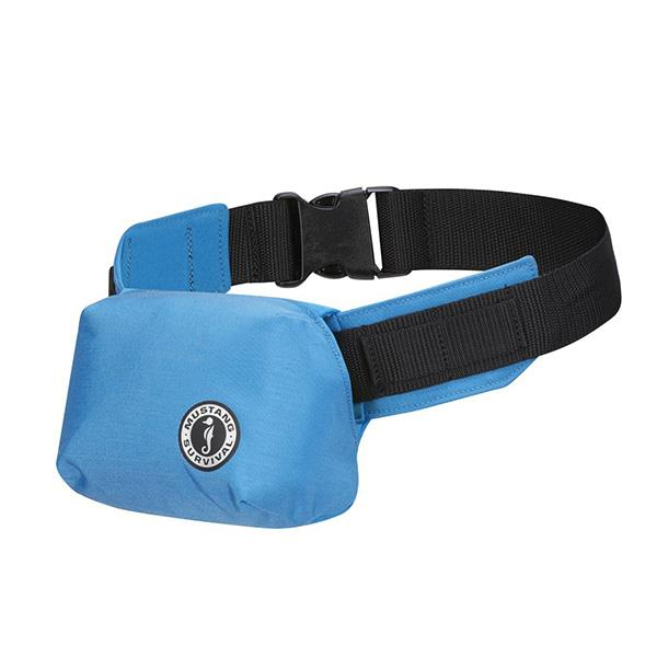 Mustang Minimalist Manual Inflatable belt pack blue