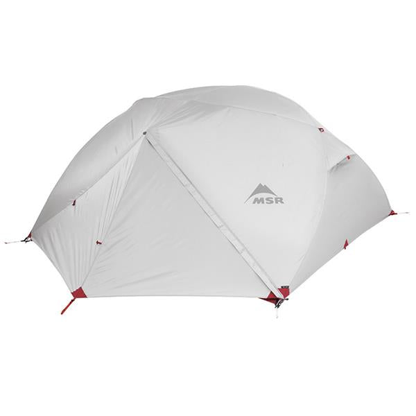 MSR Elixir 4 tent fly closed