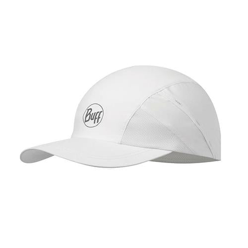 Buff Pack Run Cap white