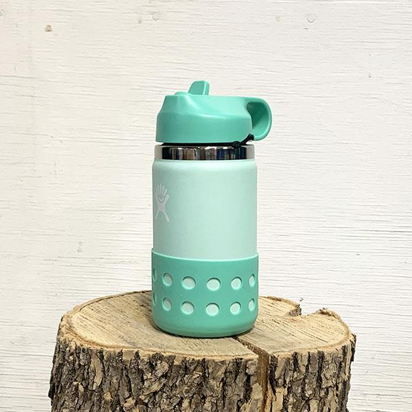 Hydro Flask kids bottle lemon