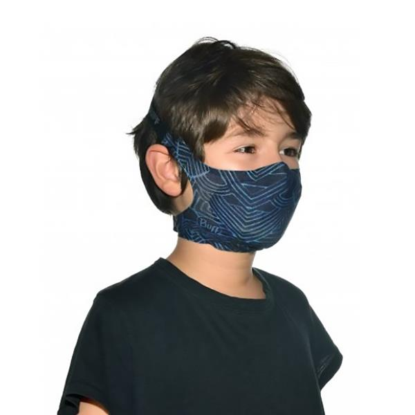 Buff mask kids kasai night blue