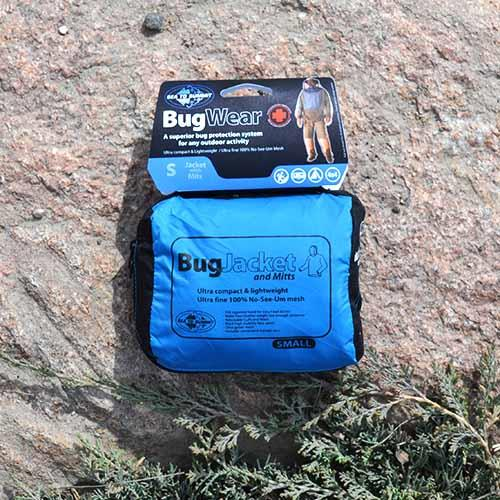 Sea to Summit bug jacket pouch