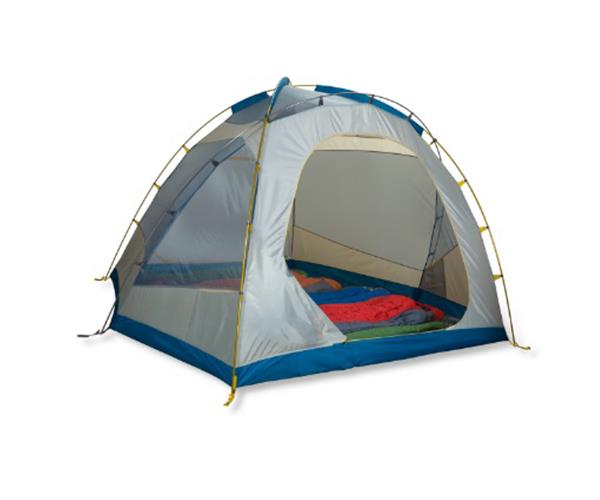 Mountainsmith Conifer 5+ tent fly off