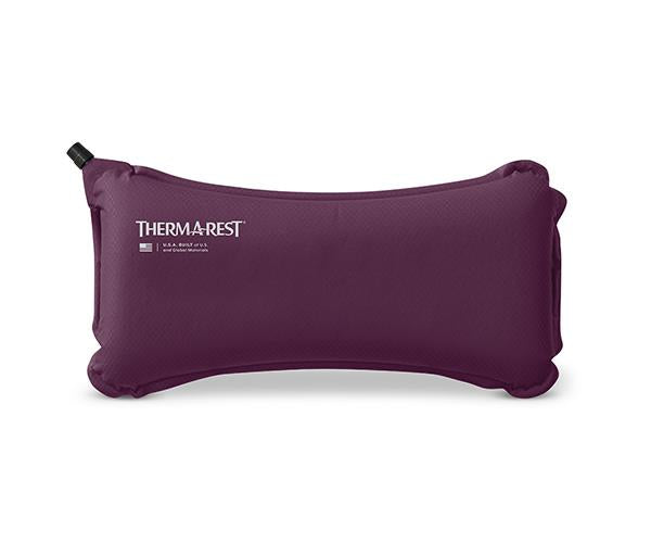 Thermarest Lumbar Pillow eggplant