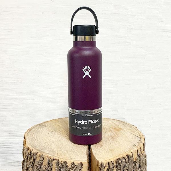 Hydro Flask 21 oz nm bottle hibiscus