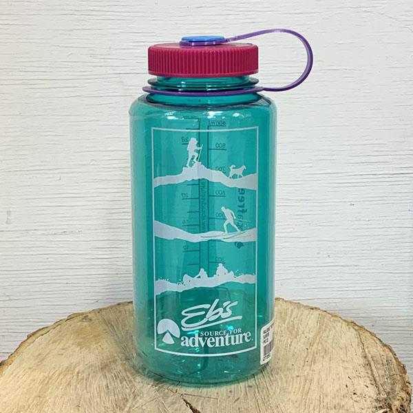 Eb's Nalgene bottle surfer