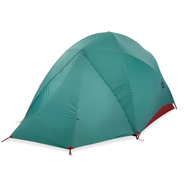 MSR Habitude 6 tent with fly closed