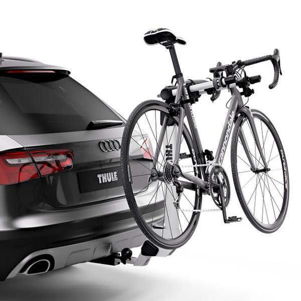 Thule Helium Pro 2 with bike
