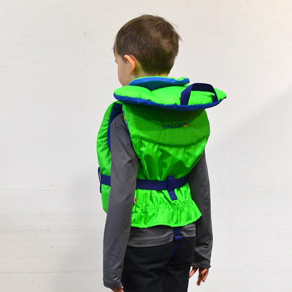 Salus PFD Nimbus Child Lifejacket back