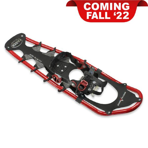 10907 Faber Snowshoes North Lander 1034 (angle)