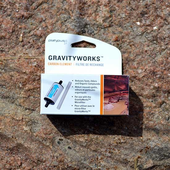 12171 Platypus Carbon Element (for GravityWorks -- packaged)