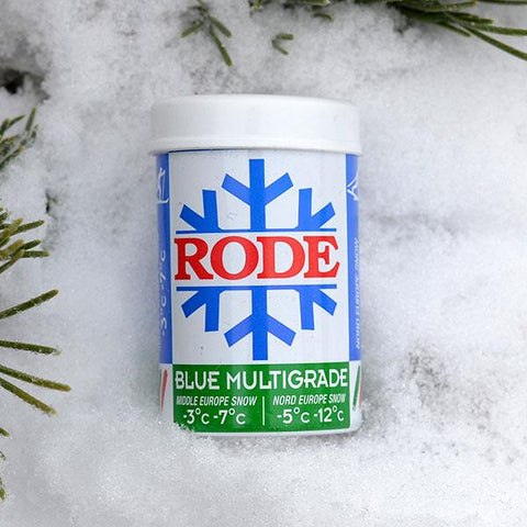 Rode Grip Wax Blue Multigrade