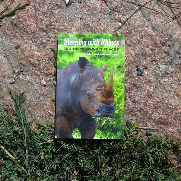 Sleeping With Rhinos book