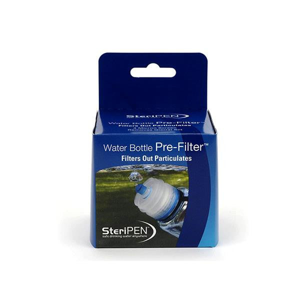 SteriPEN pre filter in box