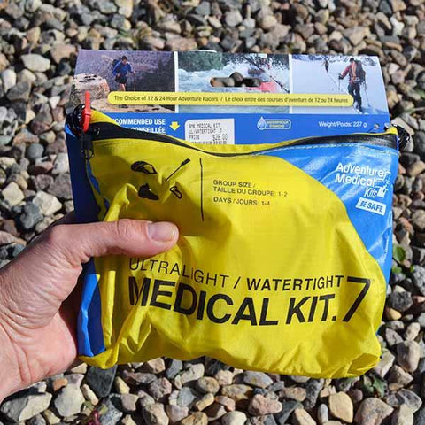 AMK First Aid Kit Ultralight & Watertight .7