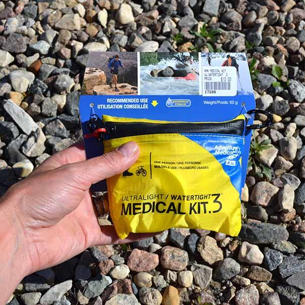 AMK ultralight watertight .3 first aid medical kit