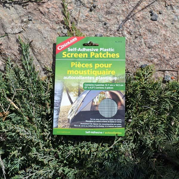 Coghlans self adhesive screen patches