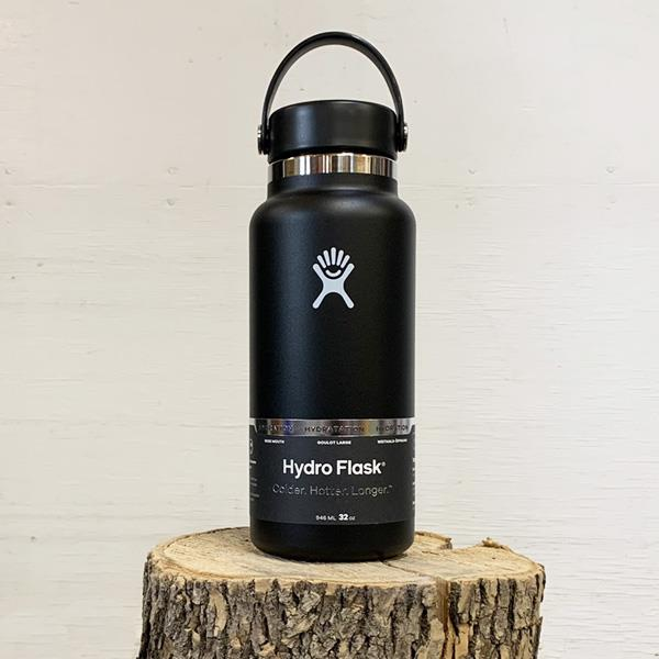 HydroFlask Bottle 32 oz wide mouth