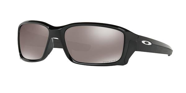 Oakley Straightlink polished black prizm polarized