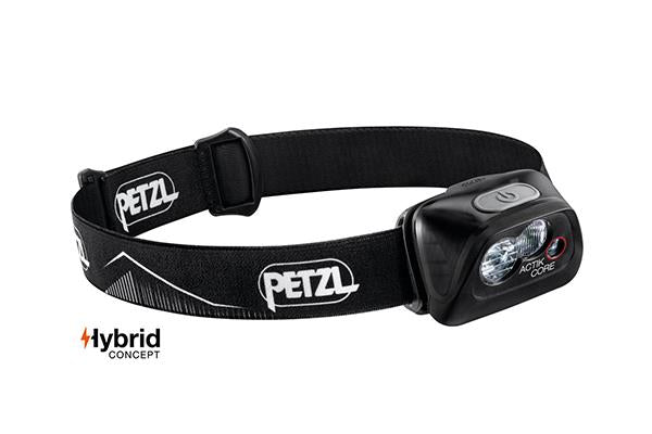 25368 Petzl Actik CORE black