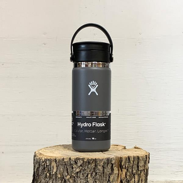 Hydro Flask 16 oz coffee graphite