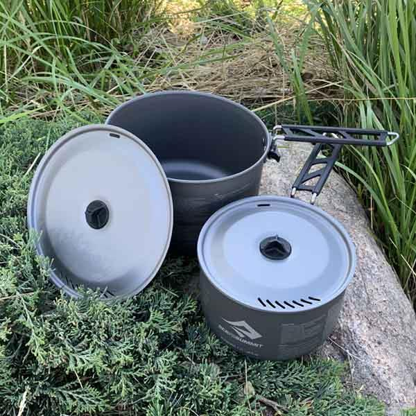 Sea to Summit Alpha 2 pot set