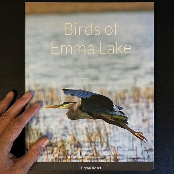 Birds of Emma Lake book by Bryan Roset