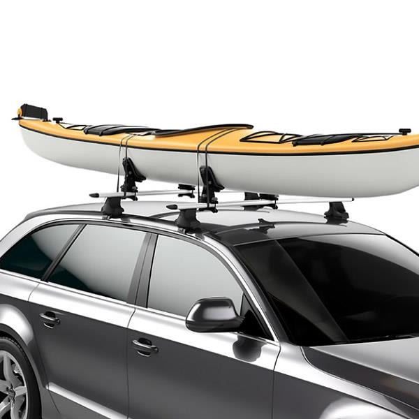 Thule DockGrip with kayak