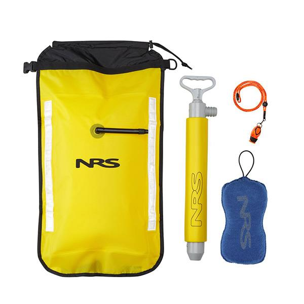 NRS Basic Touring Safety Kit components