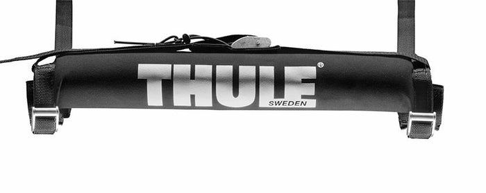 4132 Thule Board Carrier Surf Tailgate Pad 808 (close-up)