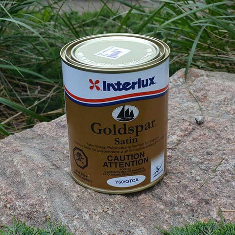 Interlux Goldspar Satin Varnish 60 (quart)