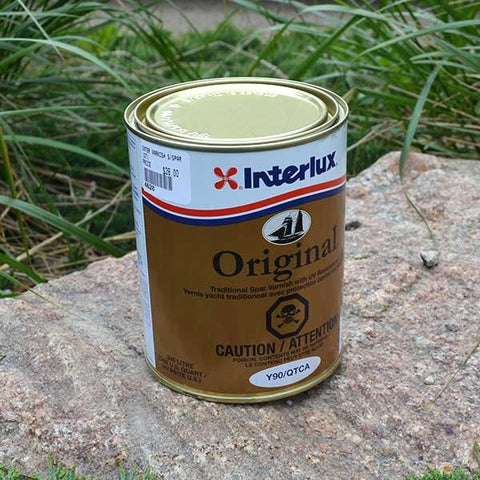 Interlux Original Spar Varnish 90 (quart)