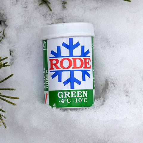 Rode Grip Wax Green