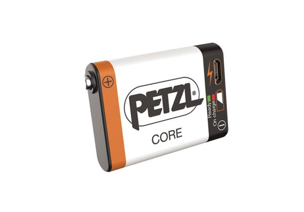 Petzl Cory rechargeable battery