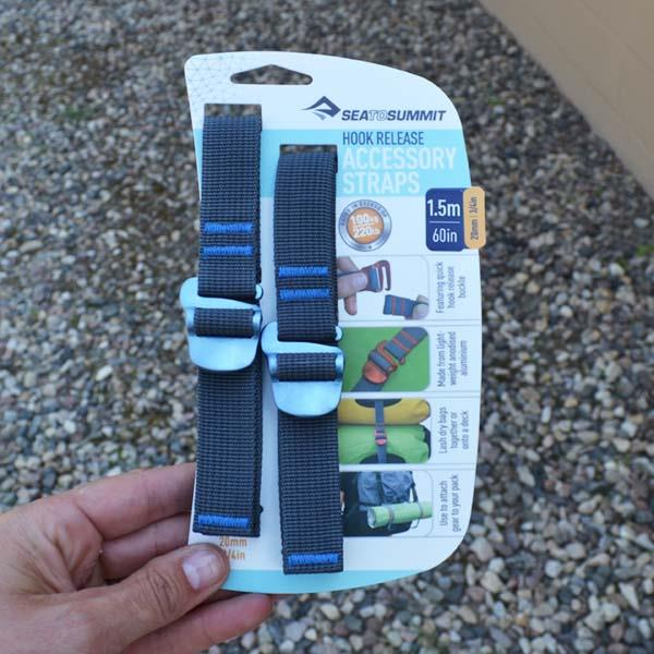 Sea to Summit accessory straps 3/4 inch