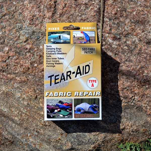 Tear Aid patch tape type A