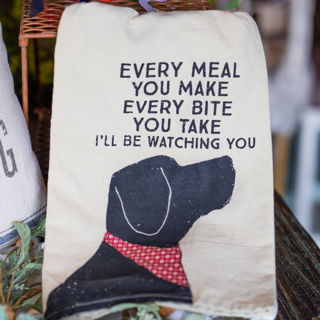 Every Bite Tea Towel