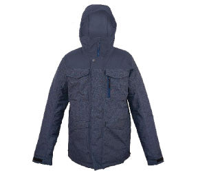 World Famous Sports - Men's Traverse Jacket