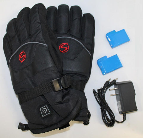 Mens' Step Up Heated Glove