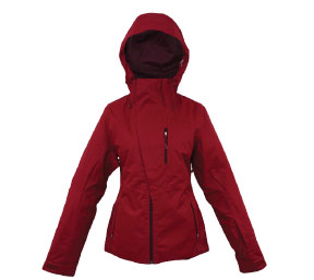 World Famous Sports - Women's Swiss System Jacket
