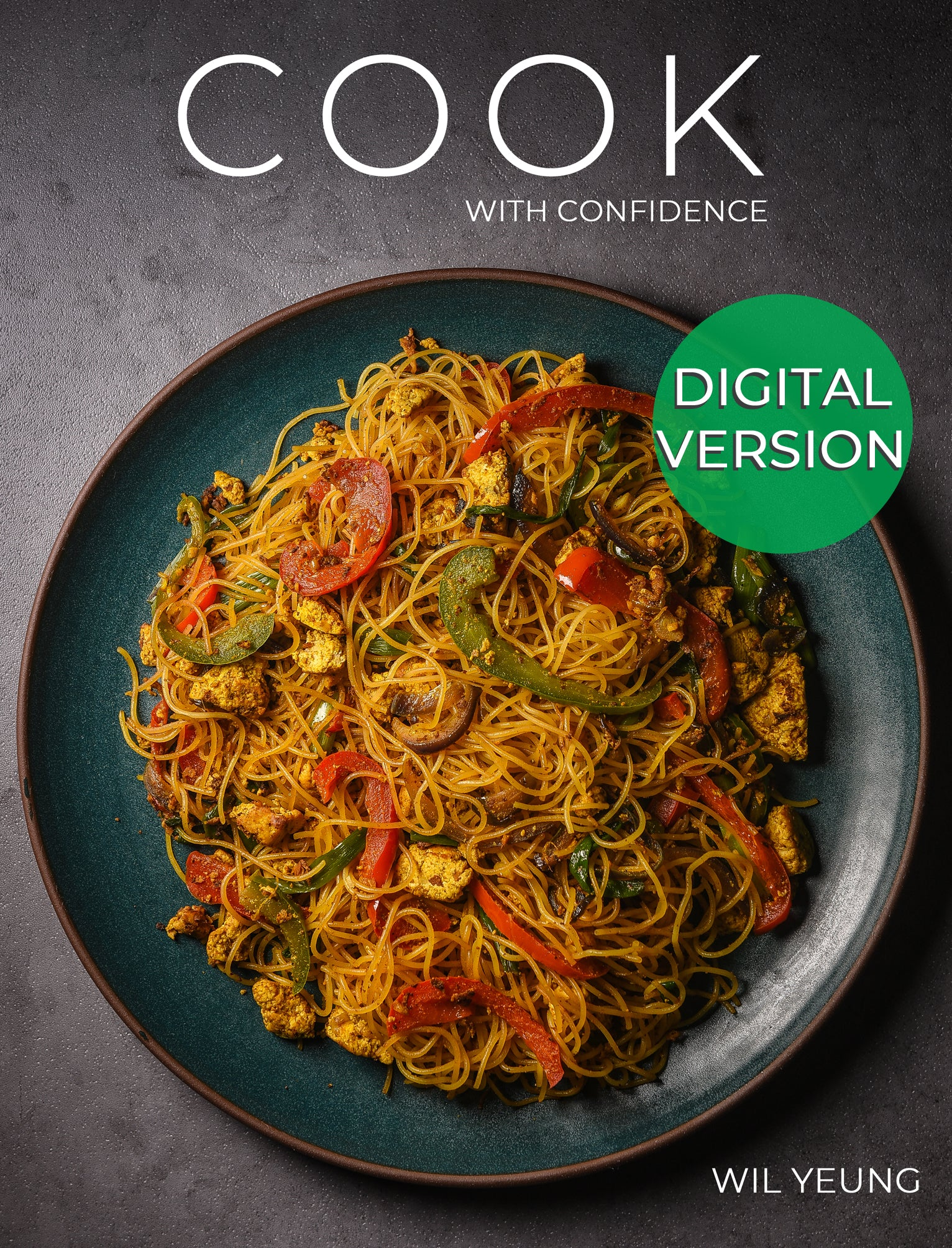 DIGITAL EBOOK - COOK WITH CONFIDENCE