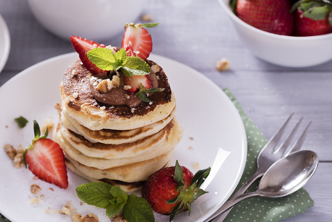Delicious Collagen Pancakes