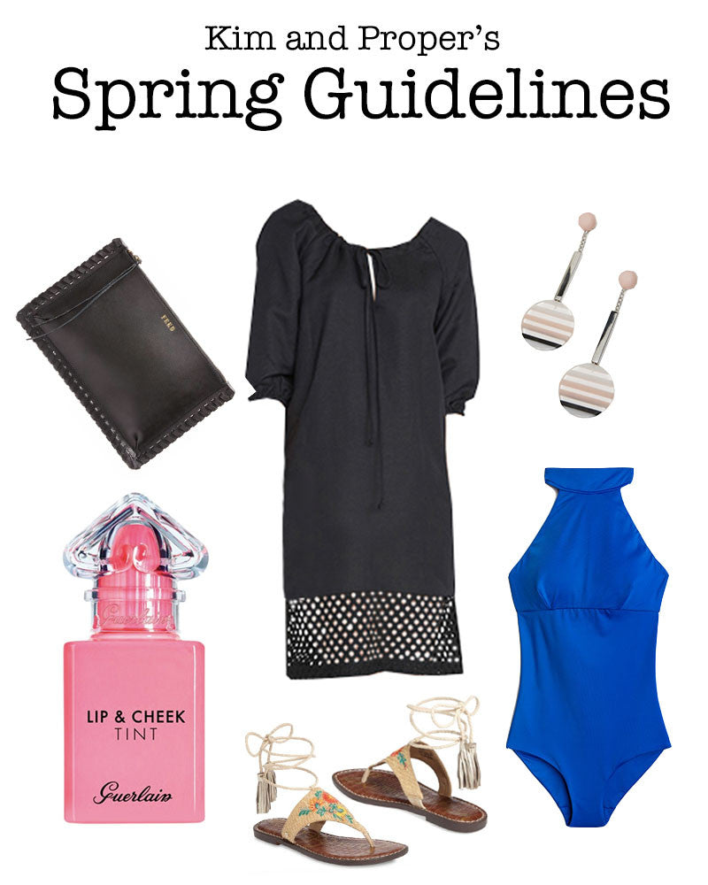 Spring Guidelines