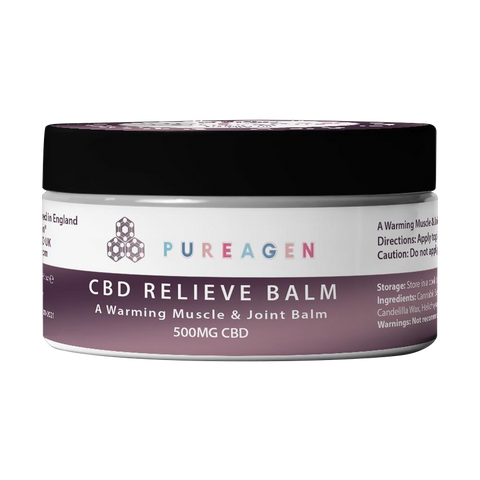 CBD Muscle & Joint Relieve Balm