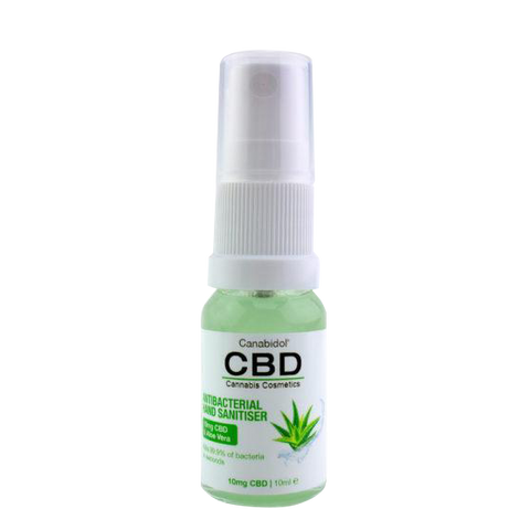 Aloe Vera Hand Sanitiser with CBD