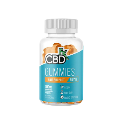 CBDfx Gummies - Biotin (Jar of 60)